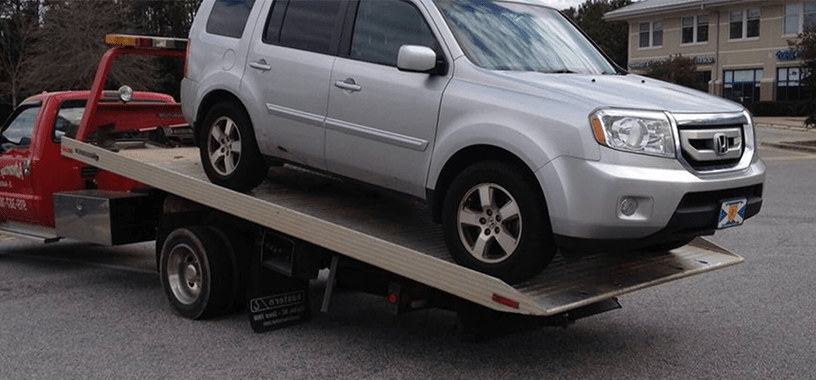 A company that provides secure car removal services to get rid of scrap vehicles